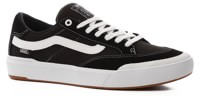 Vans Berle Pro Skate Shoes - black/true white