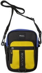 RVCA Utility Pouch - yellow