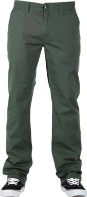 Volcom Frickin Modern Stretch Chino Pants - cilantro green - view large
