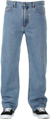 Vans AVE V96 Relaxed Jeans - stone wash - view large