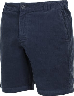RVCA All Time Slate Shorts - moody blue - view large