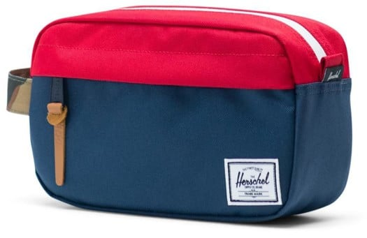 Herschel Supply Chapter Carry On Dopp Kit - navy/red/woodland camo - view large