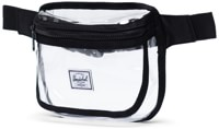 Herschel Supply Fifteen Hip Pack - black/clear