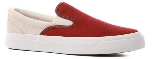 Converse One Star CC Slip-On Shoes - team red/egret/team red - view large