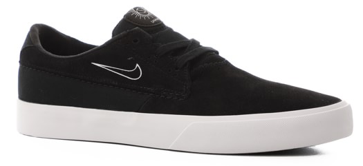Nike SB Shane Skate Shoes - black/white-black - view large
