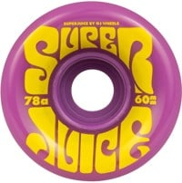 OJ Super Juice Skateboard Wheels - purple (78a)