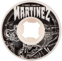 OJ Martinez Elite Hardline Skateboard Wheels - smoke bros (99a)