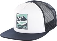 Burton I-80 Trucker Hat - dress blue
