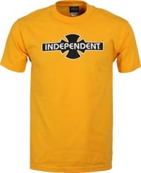 Independent O.G.B.C. T-Shirt - gold