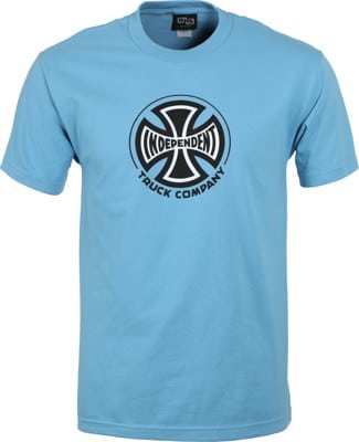 Independent Truck Co. T-Shirt - carolina blue - view large