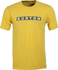 Burton Vault T-Shirt - yellow pepper