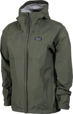 Patagonia Torrentshell 3L Jacket - industrial green - view large
