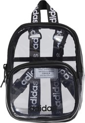 Adidas Originals Clear Mini Backpack - black