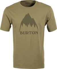 Burton Classic Mountain High T-Shirt - martini olive