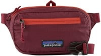 Patagonia Ultralight Black Hole Mini Hip Pack - roamer red