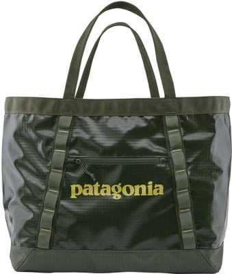 Patagonia Black Hole Gear Tote Duffle Bag - camp green - view large