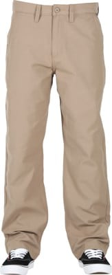 Vans Authentic Chino Glide Pro Pants - military khaki - view large