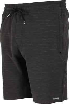 Volcom Packasack Lite Packable Shorts - black - view large