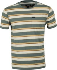 Brixton Hilt Pocket T-Shirt - cypress