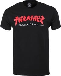 Thrasher Godzilla T-Shirt - black