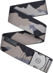 Arcade Belt Co. Ranger Belt - grey/peaks camo