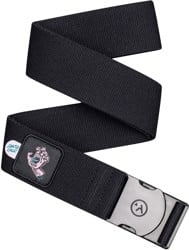 Arcade Belt Co. Santa Cruz Rambler Belt - black/pink screaming hand