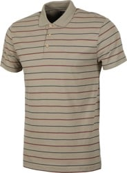 Brixton Hilt Polo Shirt - rock