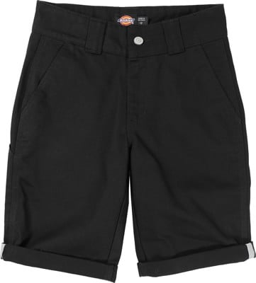 Dickies Boys Relaxed Fit Utility Short - black - view large