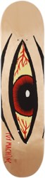 Toy Machine Sect Eye 8.125 Skateboard Deck - bloodshot