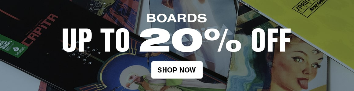 2020 Snowboards On Sale