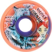 Portland Wheel Company James Martin Pro Skateboard Wheels - orange/purple (101a)
