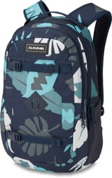 DAKINE URBN Mission 18L Backpack - abstract palm