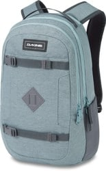 DAKINE URBN Mission 18L Backpack - lead blue