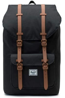 Herschel Supply Little America Backpack - black/saddle - view large