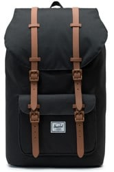 Herschel Supply Little America Backpack - black/saddle