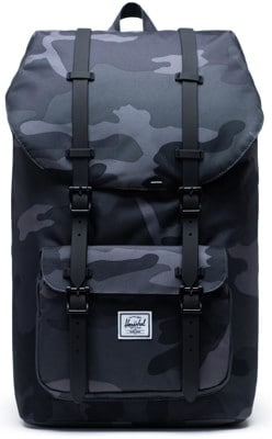 Herschel Supply Little America Backpack - night camo - view large