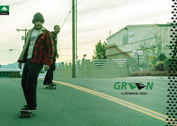 Emerica Green Premiere - Eugene