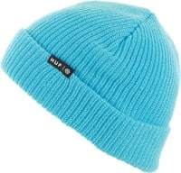 HUF Essentials Usual Beanie - greek blue
