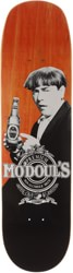 Anti-Hero Miorana Mo-Douls 8.47 Skateboard Deck - orange