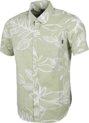Dark Seas Castleton S/S Shirt - green