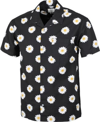 Obey Ideals Organic Daisy S/S Shirt - black multi - view large