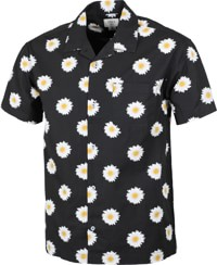 Obey Ideals Organic Daisy S/S Shirt - black multi