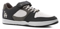 eS Accel Slim Plus Skate Shoes - (kelly hart) navy/grey/white