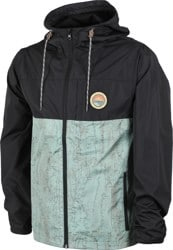 HippyTree El Cap Packable Windbreaker - black