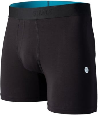 Stance Standard Combed Cotton Boxer Brief - black - view large