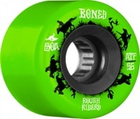 Bones ATF Rough Riders Skateboard Wheels - wranglers green (80a)