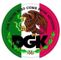 DGK La Familia Sticker