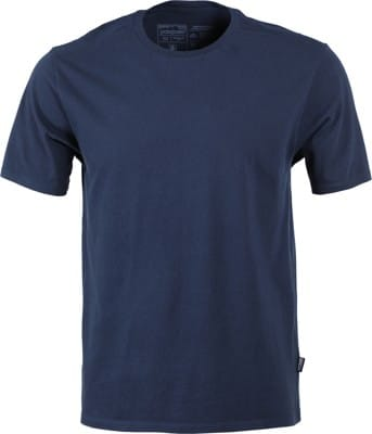Patagonia Organic Cotton Lightweight T-Shirt - new navy - view large