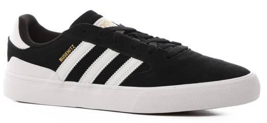 Adidas Busenitz Vulc II Skate Shoes - core black/footwear white - view large