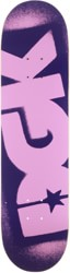 DGK OG Logo 8.0 Skateboard Deck - purple/pink